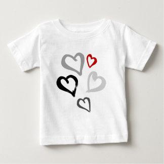 Little hearts baby T-Shirt