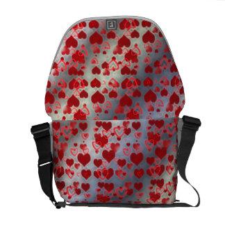 Little Hearts Commuter Bag