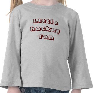 Little hockey fan shirt