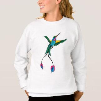 Little hummingbird sweatshirt