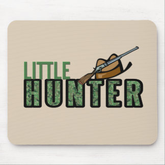 Little Hunter Mousepads