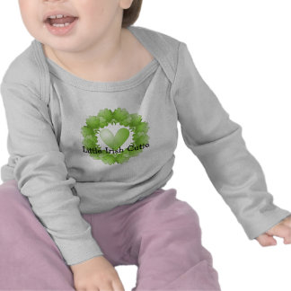 Little Irish Cutie - St. Patrick's Day Design Tee Shirt