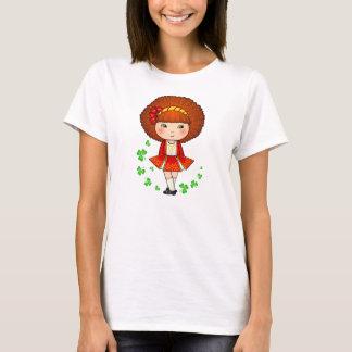 Little Irish dancing girl T-Shirt