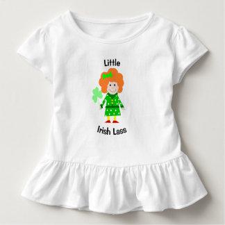 Little Irish Lass Toddler T-Shirt