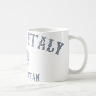 Little Italy Classic White Coffee Mug