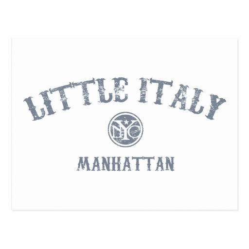 Little Italy Post Cards