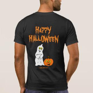 Little Jack & Boo HAPPY HALLOWEEN Men's T-Shirt