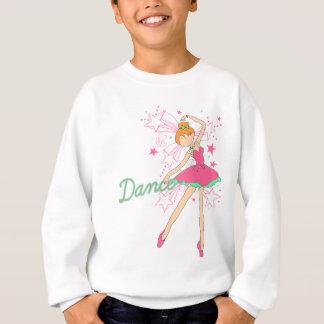 Little Jazzy Ballet Dancer Sweatshirt
