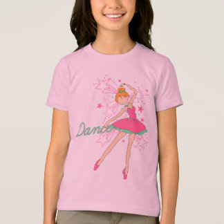 little jazzy ballet dancer T-Shirt