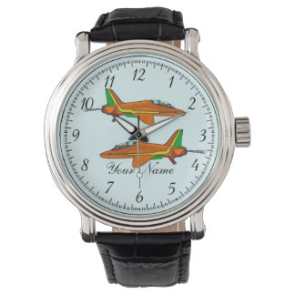 Little Jet plane Crossover Watch
