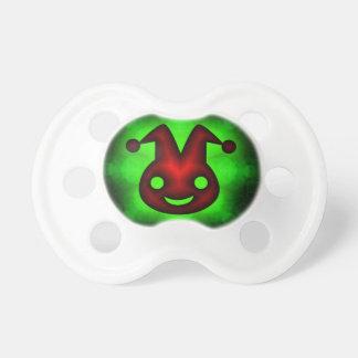 Little Joker pacifier