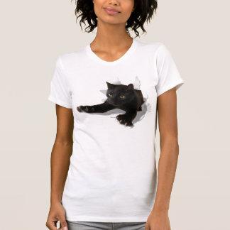 little jumping panther T-Shirt