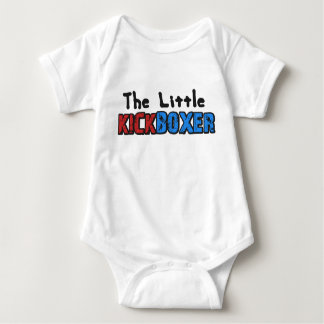 Little kickboxer Baby Baby Bodysuit