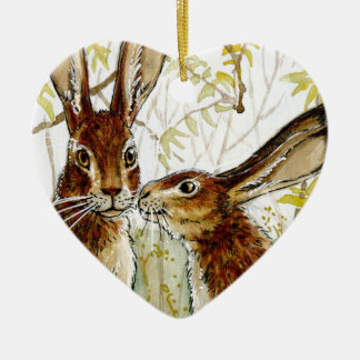 Little KIS design by Schukina 543 Christmas Ornament