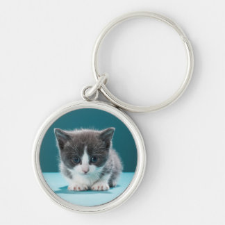 Little Kitten Key Ring