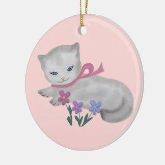 Little Kitten Ornament