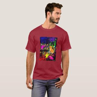 Little Kitty Fresh Paint Edition T-Shirt