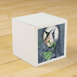 Little Kitty Mermaid Witch Favor Box by Grimshaw