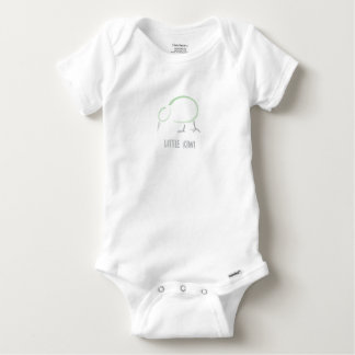 """Little Kiwi"" Baby Onesie"
