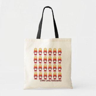 Little Lady Babushka Bag