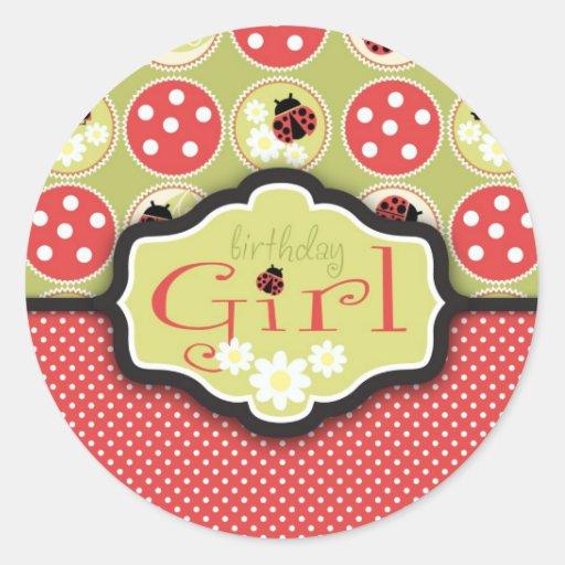 Little Lady Sticker