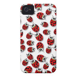 Little Ladybirds BlackBerry Bold Case