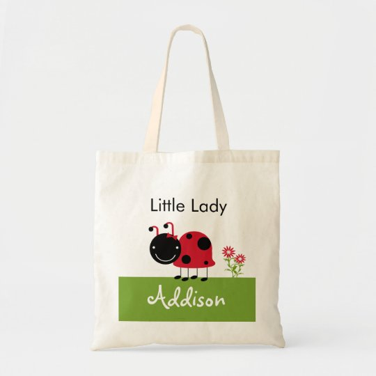 Little Ladybug Red Girls Bags