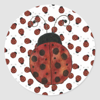 Little Ladybug Sticker