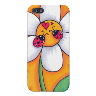 Little Ladybugs iPhone 5 Cover