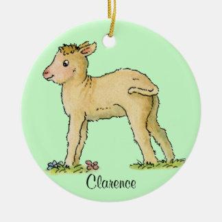 Little Lamb Ornament