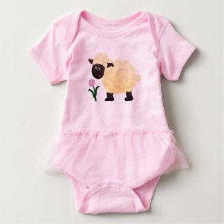 Little Lamb Tutu Shirt