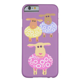 Little lambs barely there iPhone 6 case