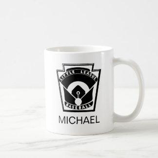 Little League Baseball Basic White Mug