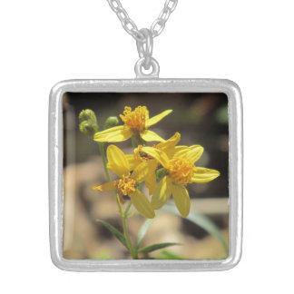 Little Lemon Head Wildflowers Pendants