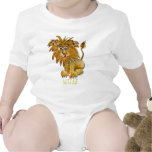 Little Leo the Lion for Infants Baby Creeper