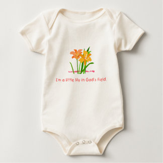 Little Lily Baby Bodysuit