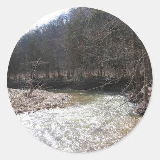 Little Lost Creek CA Sticker