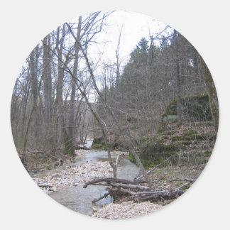 Little Lost Creek CA Stickers