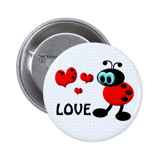 Little Love Bug Pin
