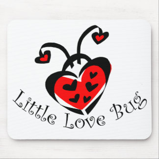 Little Love Bug! Mouse Pad