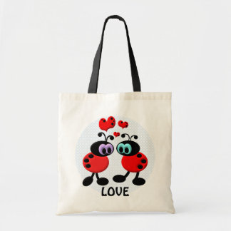 Little Love Bugs Budget Tote Bag