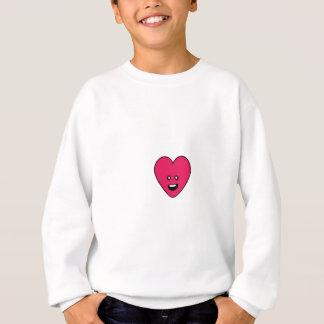Little love heart healthbar cute design sweatshirt