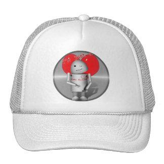 Little Love Machine Robo-x9 Mesh Hat