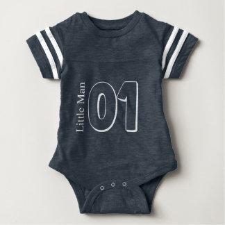 Little Man Baby Bodysuit