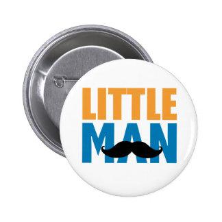 Little Man Button