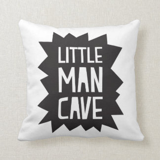 Little Man Cave Pillow