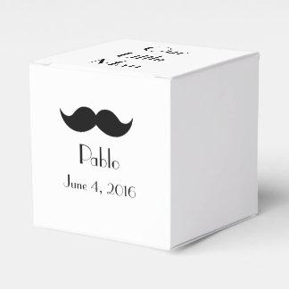 Little Man favor boxes-Customize Wedding Favour Boxes