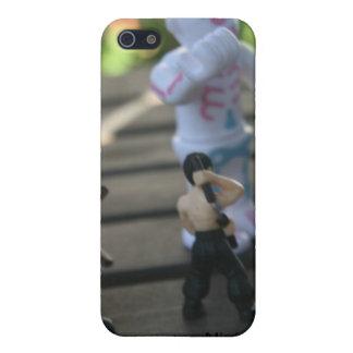 Little Man iPhone 4 case