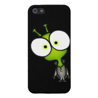 Little Martian iPhone 5/5S Cases