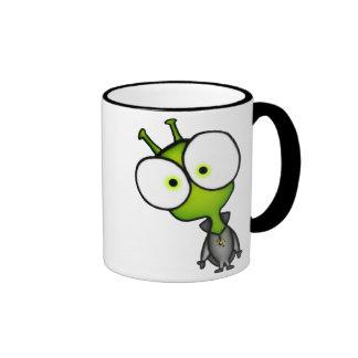 Little Martian Ringer Mug